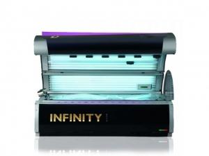Вертикальный солярий INFINITY PERFECTION Air conditionong BM